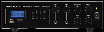 Amplificadores mezcladores