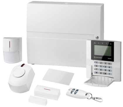 Sistema de alarma inalámbrico OASIS