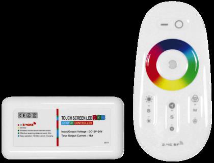 Controladores y controles remotos