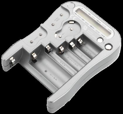 Carga para baterías recargables
