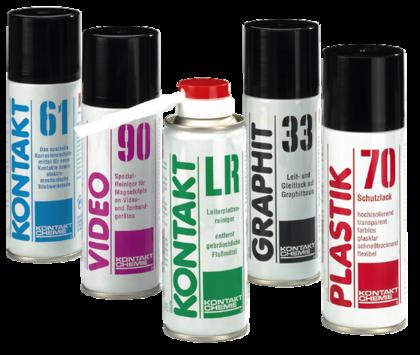 Limpiadores, Adhesivos, Engrasantes
