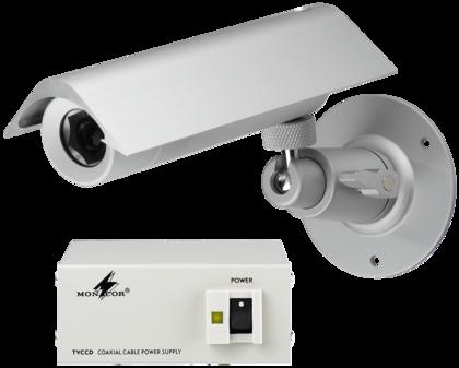 CCTV estándar